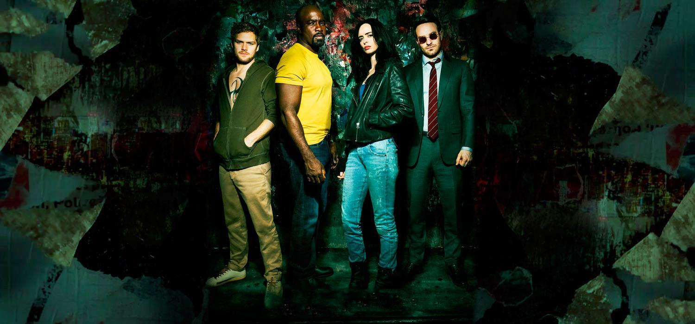 ¿Quienes son The Defenders, los héroes de la serie de Netflix?