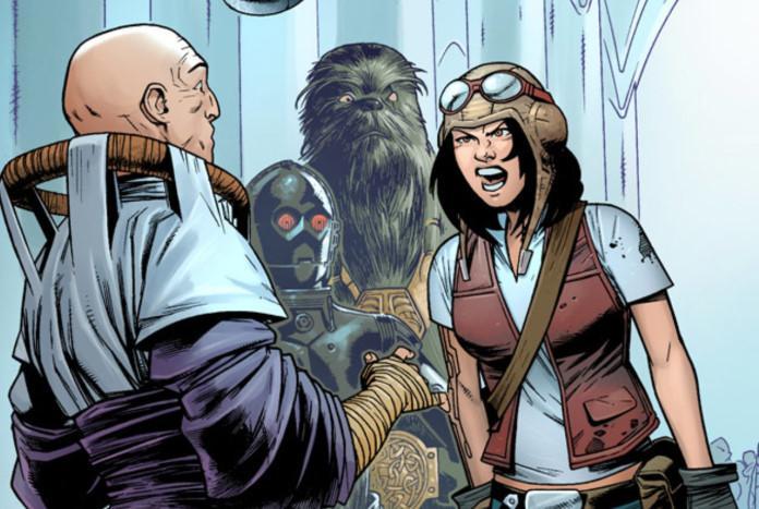Review de Star Wars: Doctora Aphra, el spin-off de Darth Vader