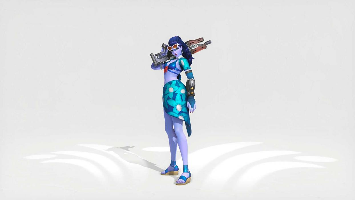 Skins juegos verano Overwatch