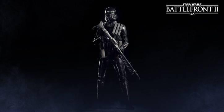 Star Wars Battlefront 2 - Death Trooper