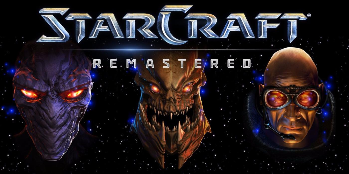 StarCraft Remastered, la remasterización del RTS de Blizzard para PC