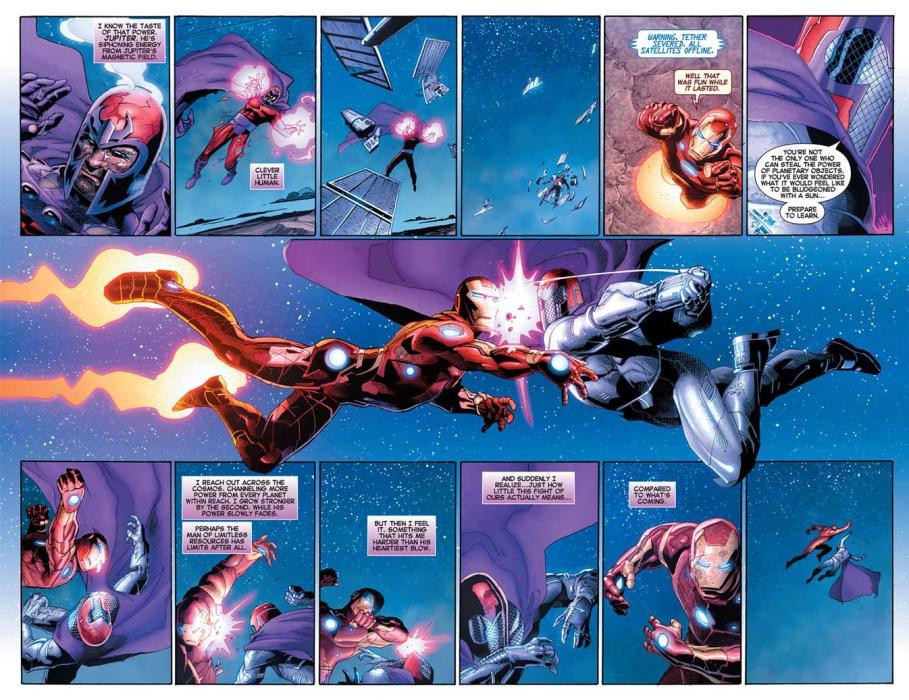 Los Vengadores vs. Los Patrulla-X: VS