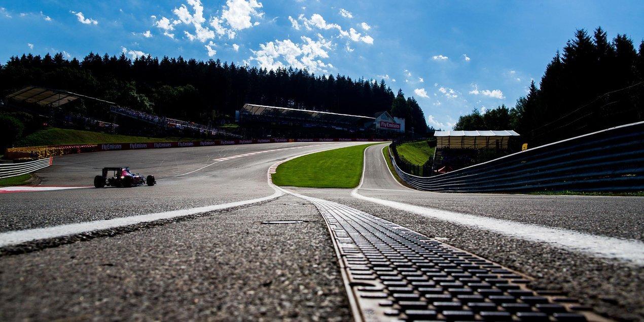 Ver F1 GP Spa 2017