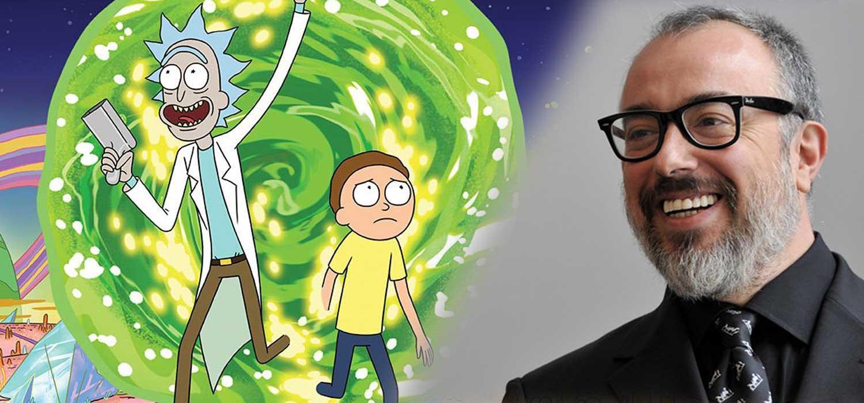 Álex de la Iglesia participará en el doblaje de Rick y Morty