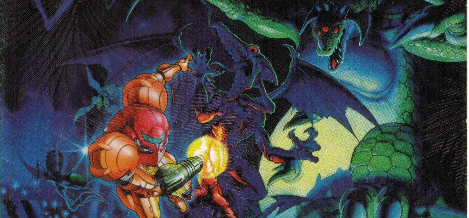 Super Metroid análisis SNES Super Nintendo