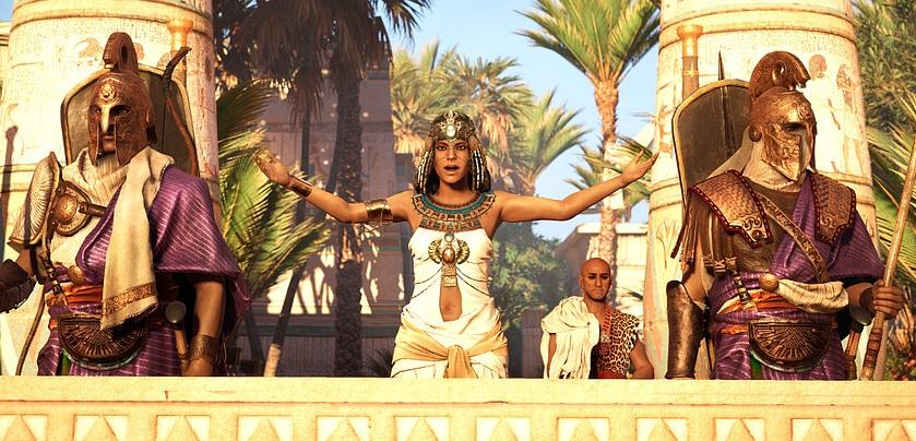 Assassin's Creed Origins - Cleopatra