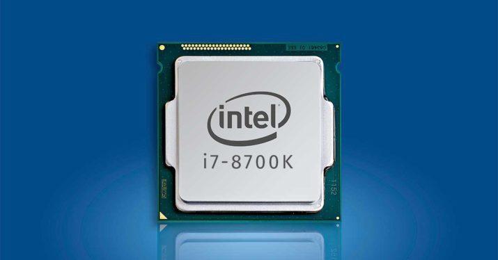 Benchmark de I7 8700