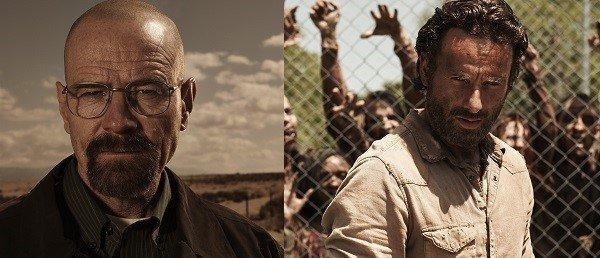 Breaking Bad - The Walking Dead