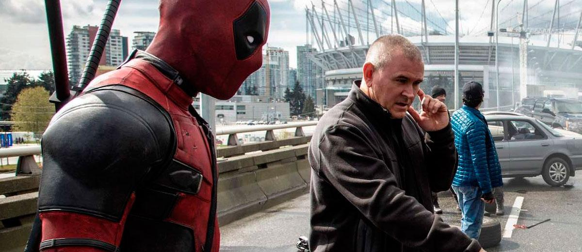 Deadpool rodaje con Tim Miller
