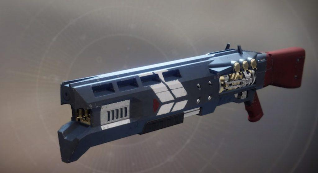 Destiny 2 Leyenda de Acrius