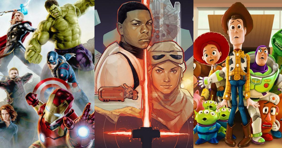 Disney deja Netflix