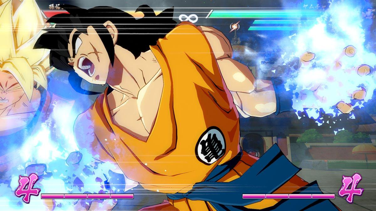 Dragon Ball FighterZ - Yamcha