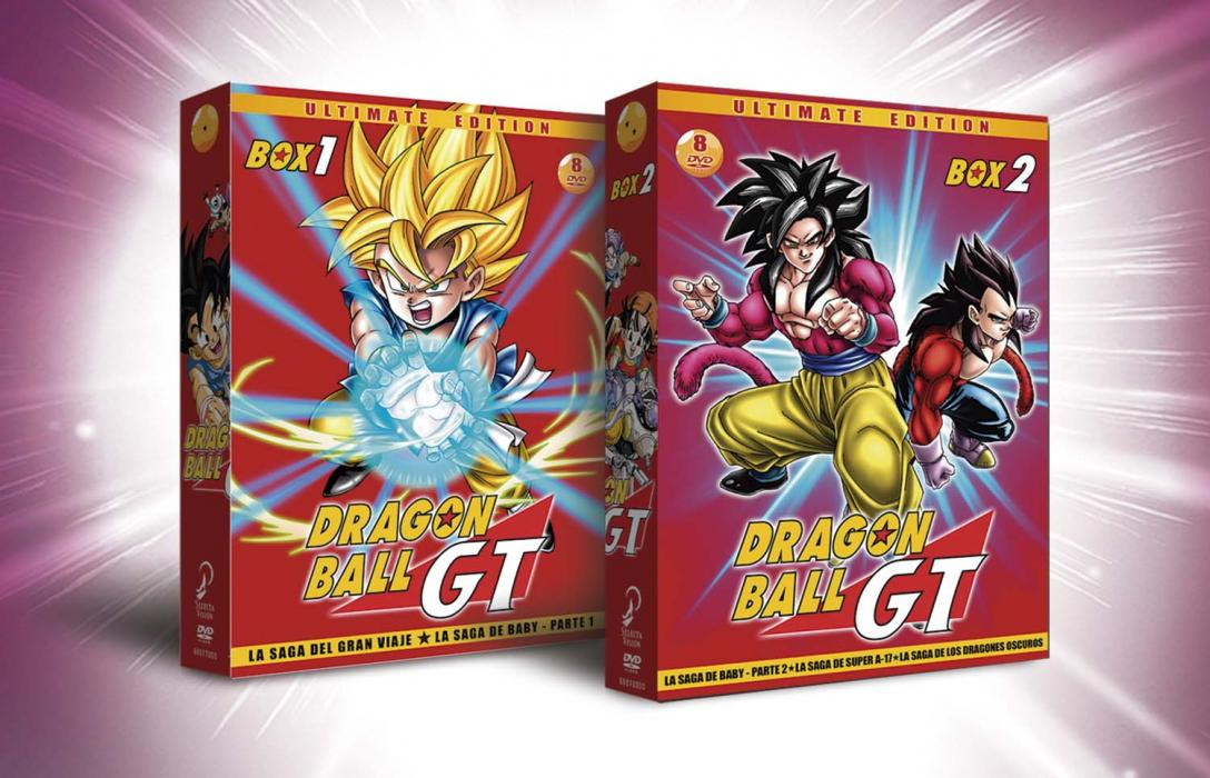Dragon Ball GT oferta