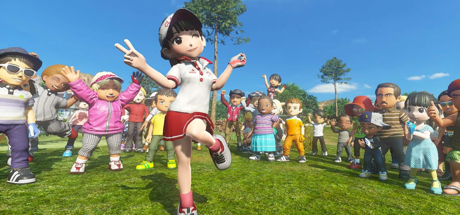 Analisis Del Nuevo Everybody S Golf Para Playstation 4