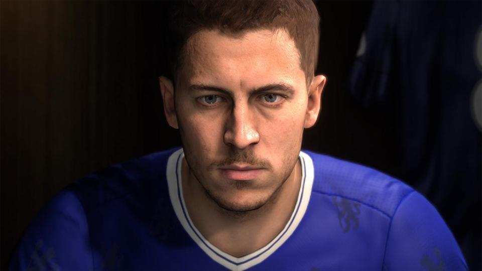 FIFA 18 centrocampistas
