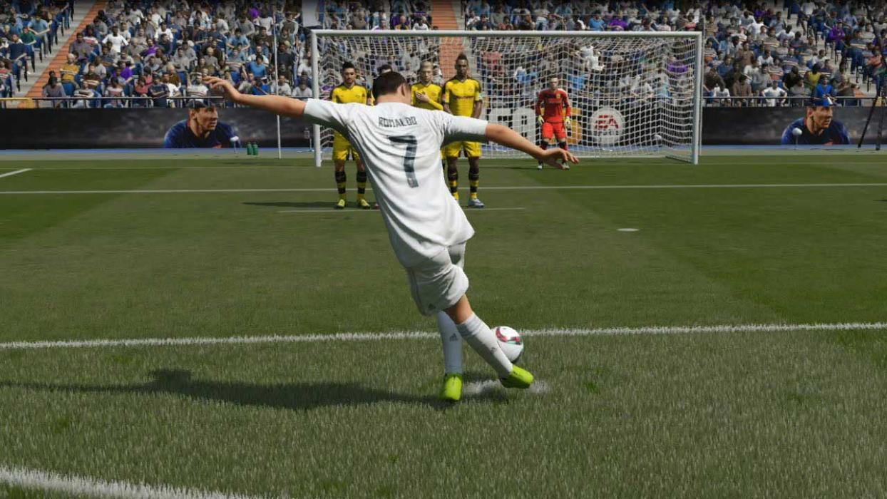 FIFA 18 faltas
