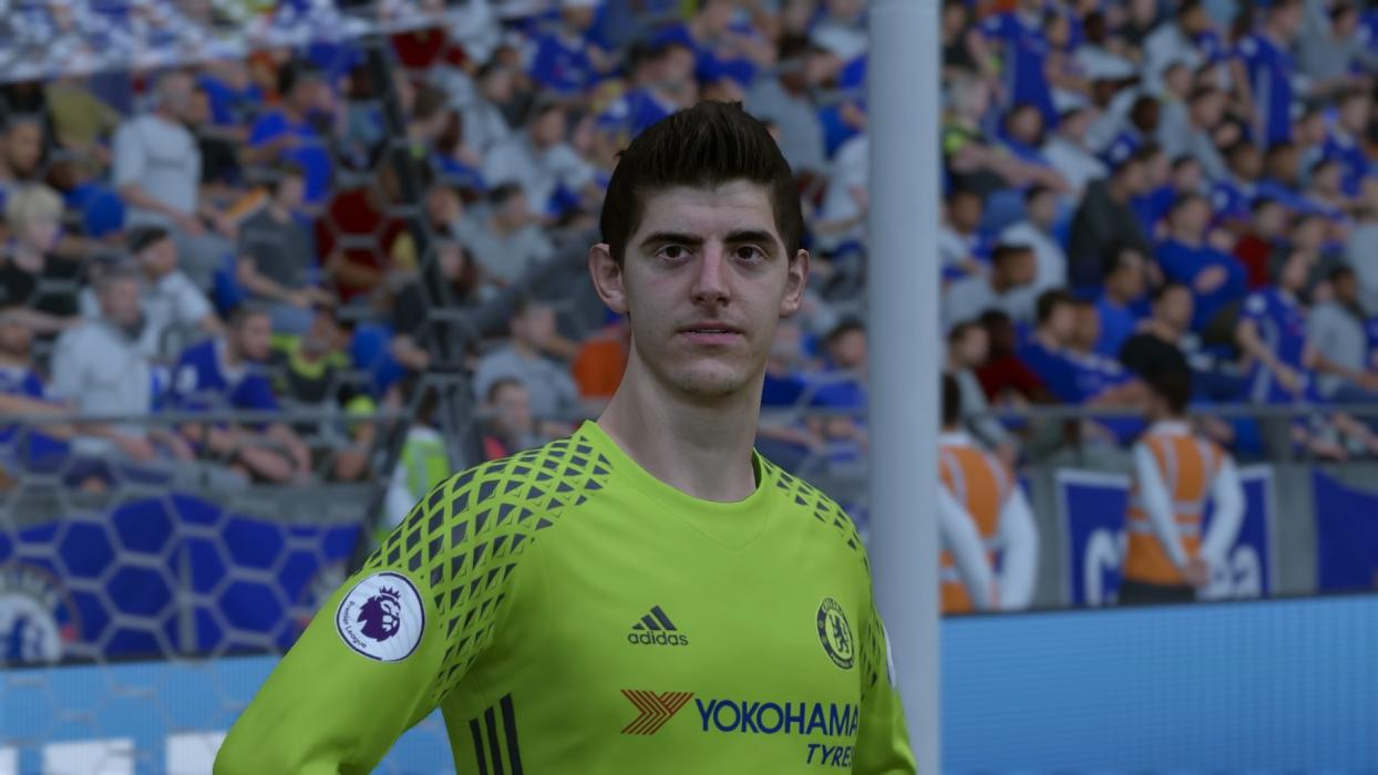 FIFA 18 porteros