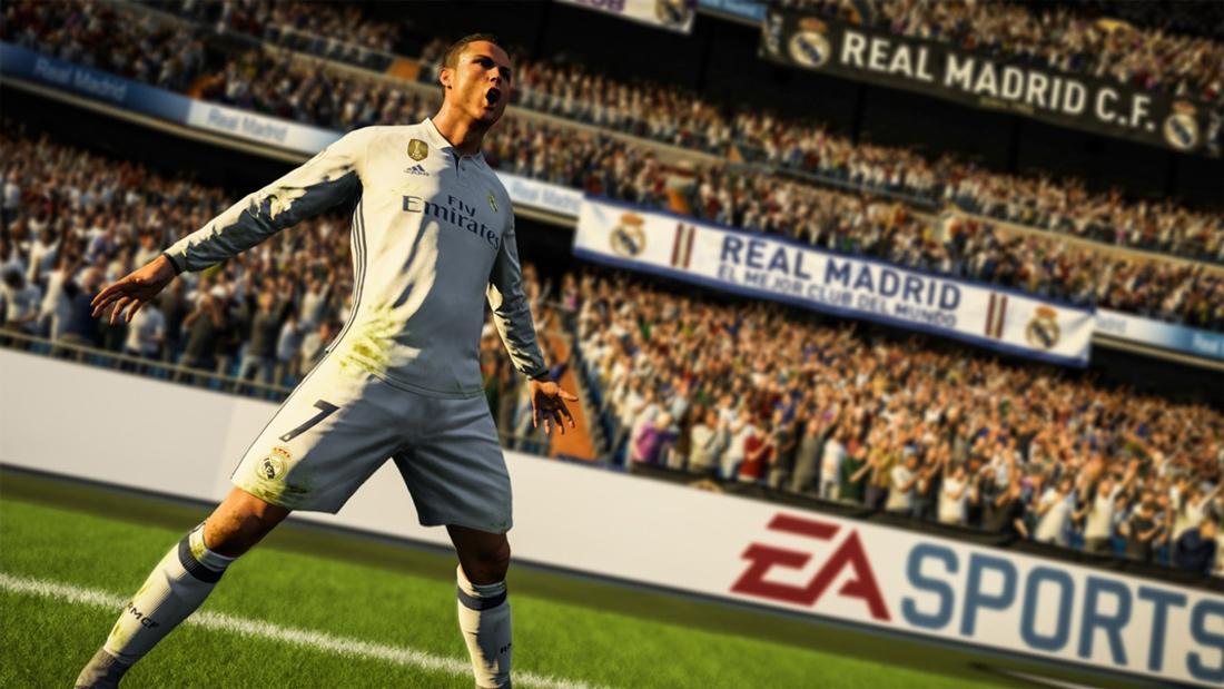 FIFA 18 Top 100 Jugadores