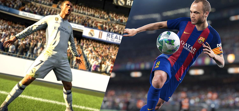 Fifa 18 Vs Pes 2018 Comparativa De Los Dos Juegos De Futbol Del