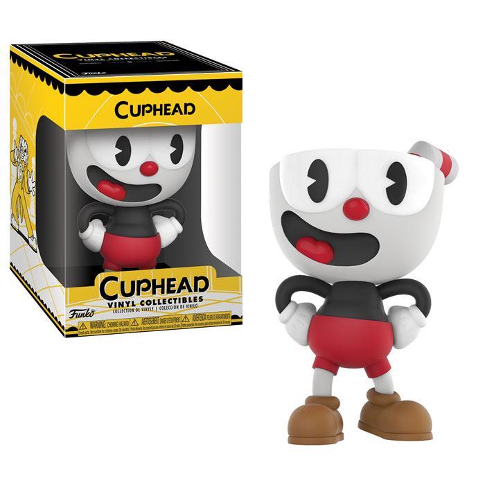 Figuras Funko de Cuphead