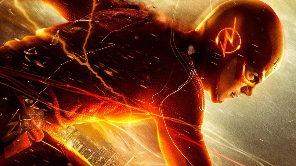 CW, Barry Allen, DC