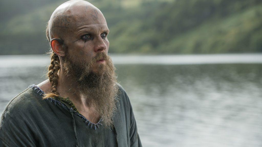 Floki en Vikingos
