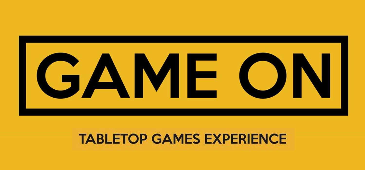 Game On: Tabletop Games Experience