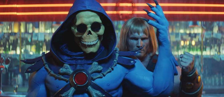 He-Man y Skeletor Dirty Dancing