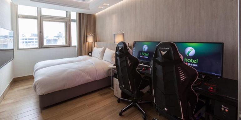 hotel gaming taiwan