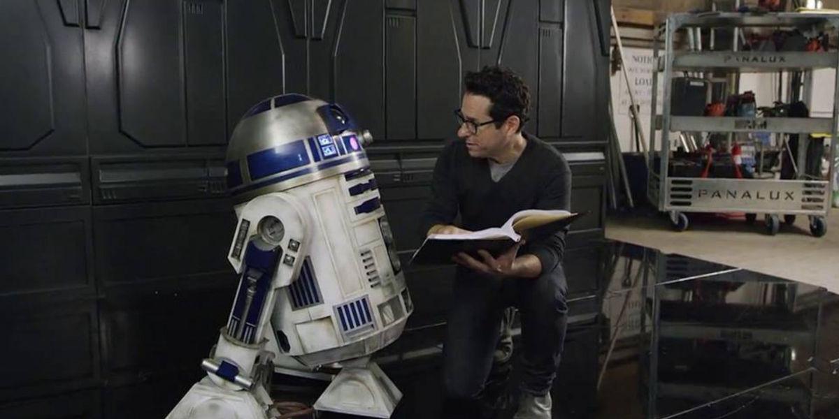 J.J. Abrams y su influencia en Star Wars VIII