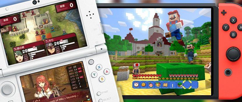 Juegos gratis Switch 3DS