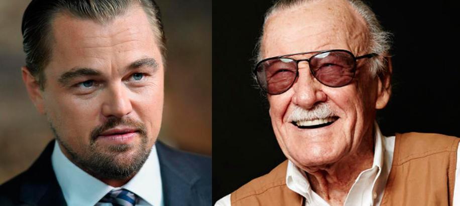 Leonardo DiCaprio podría dar vida a Stan Lee en la gran pantalla