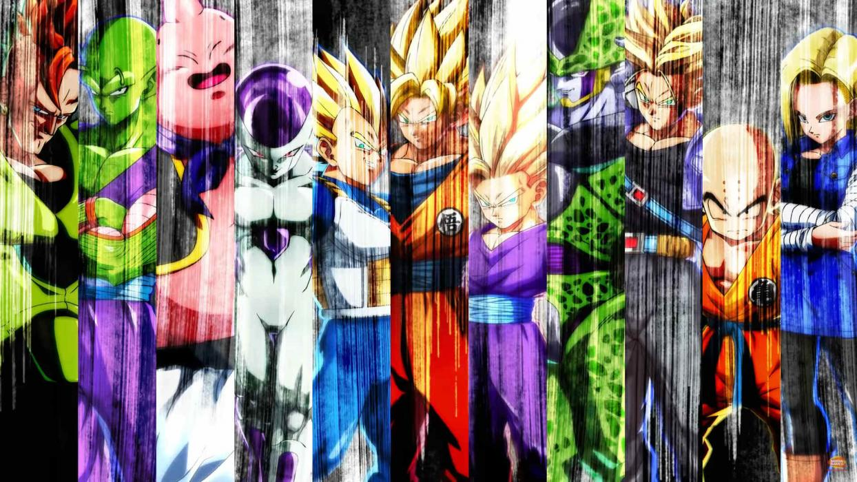 Dragon Ball FighterZ - Lista de personajes, escenarios y ...