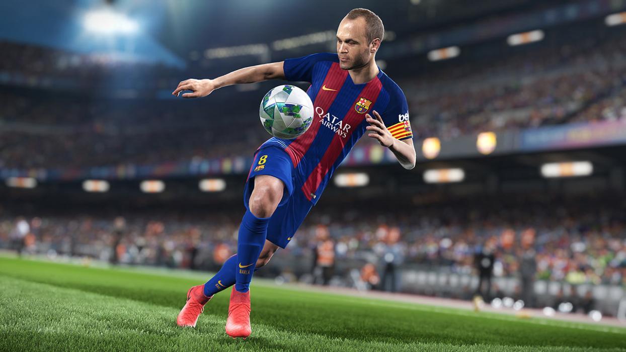 PES 2018 mejores jugadores