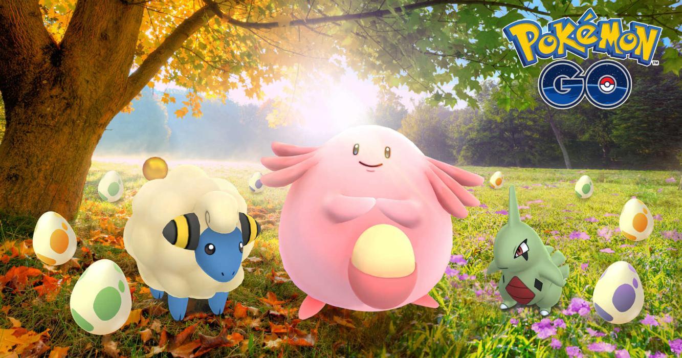Pokémon GO: evento del equinoccio