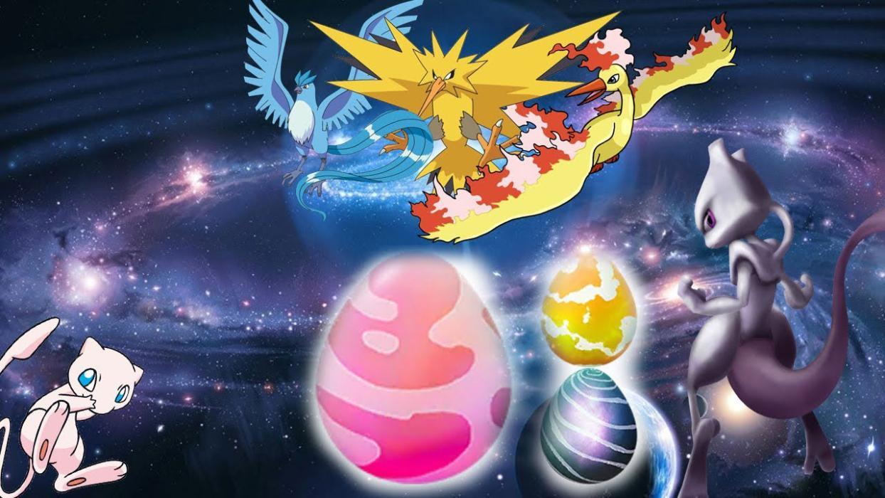 Pokémon GO - Qué significa el color del huevo que sale antes de una ...