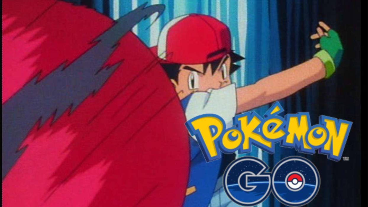 Pokémon Go nuevo lanzamiento