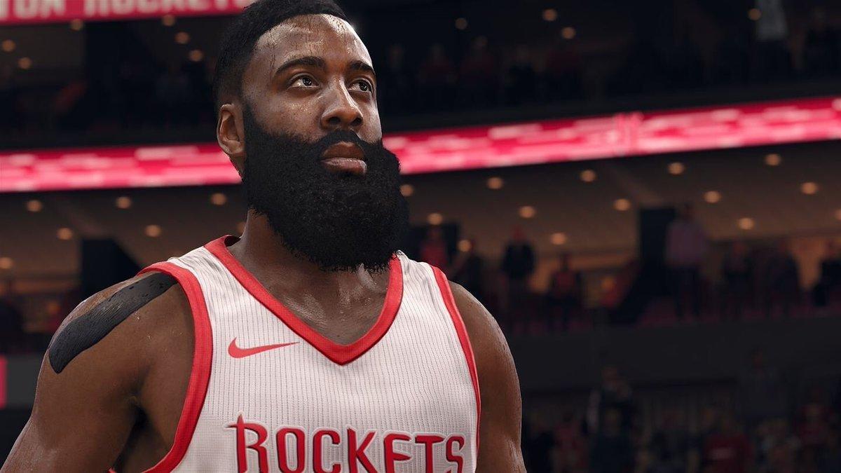Portada NBA Live 18 Análisis