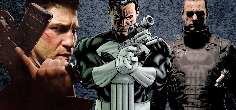 The Punisher - 15 Curiosidades de antihéroe de Netflix y Marvel