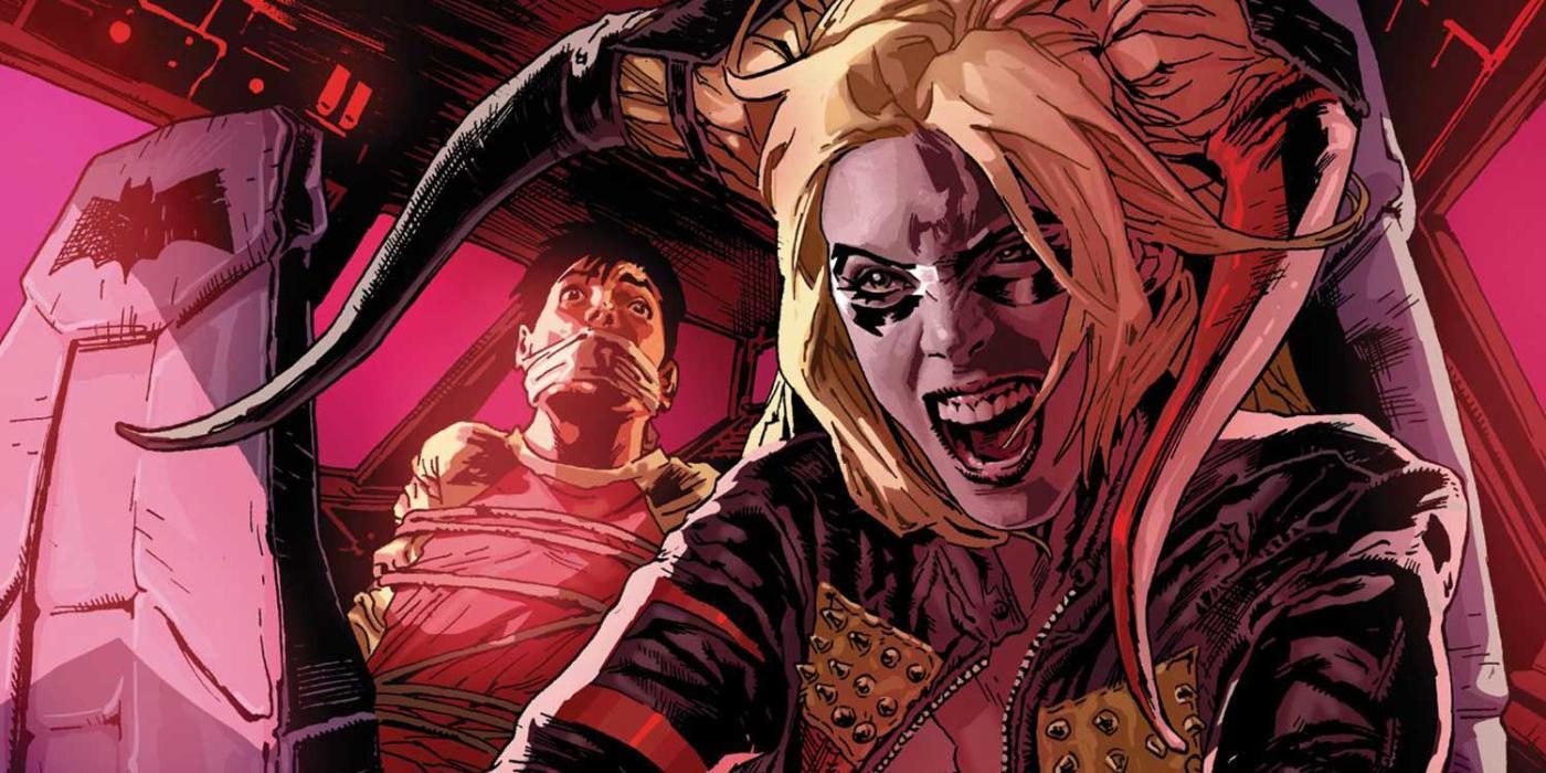 Review de Injustice: Zona Cero – El relato de Harley Quinn