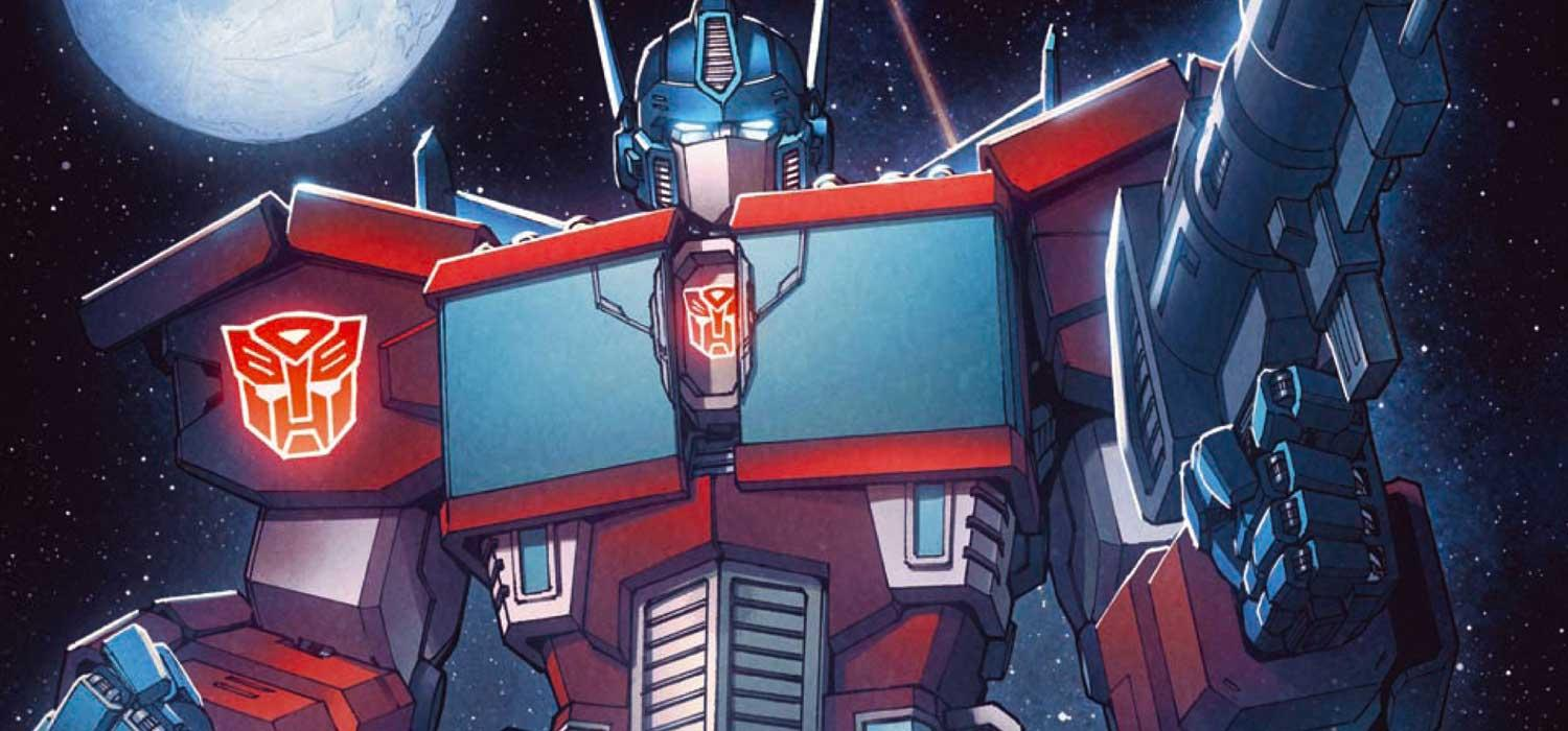 Optimus Prime (Cómic IDW)