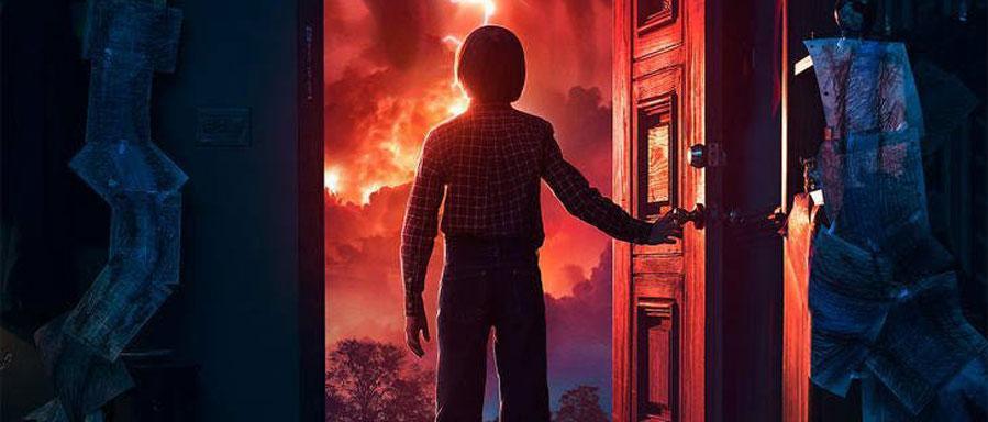 Stranger Things póster temporada 2