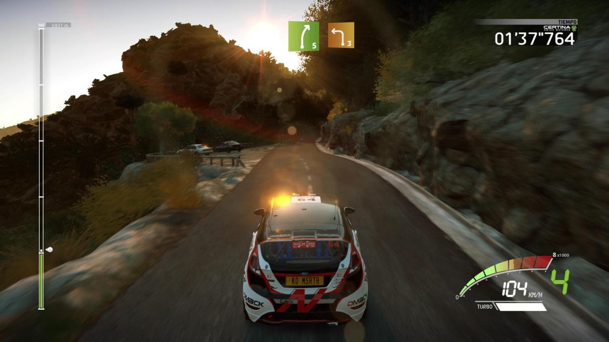 WRC 7 - Análisis 8