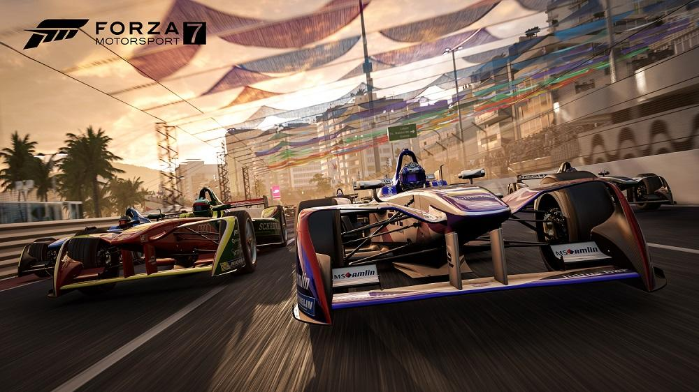 forza motorsport 7 on pc