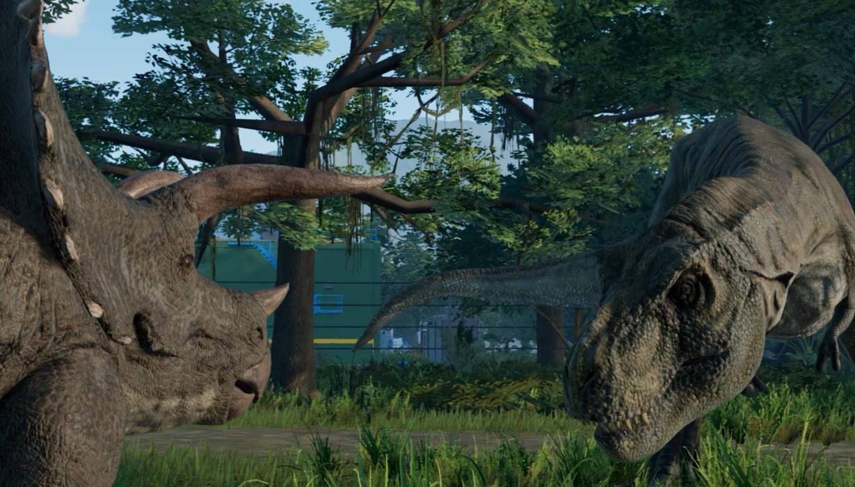 Avance de Jurassic World Evolution para PS4, Xbox One y PC