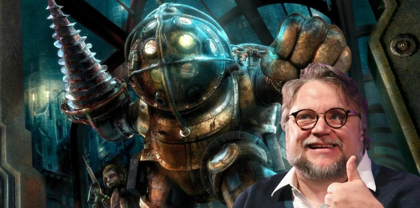 BioShock Guillermo del Toro