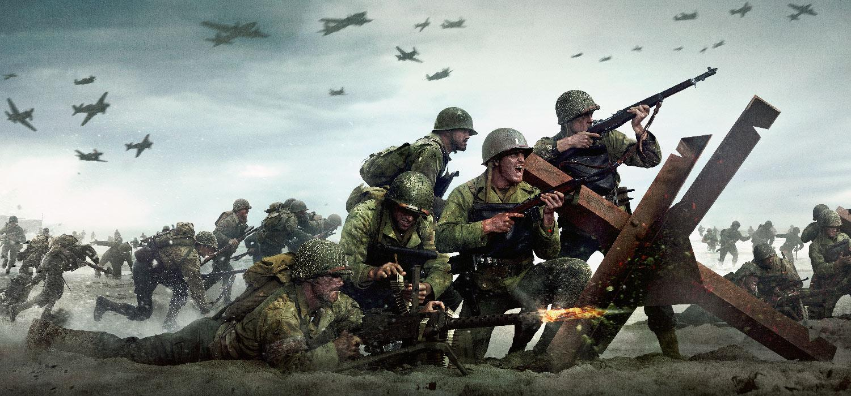 Call of Duty WWII: cuenta atrás para el lanzamiento