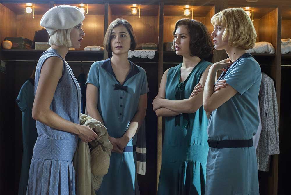 Las chicas del cable - Primeras imágenes de la temporada 2