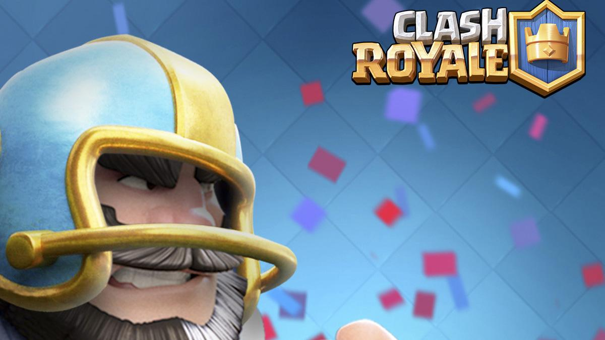 Clash Royale Touchdown