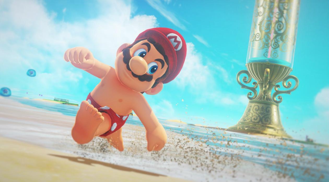 Todos los trajes de Mario - guía Super Mario Odyssey - HobbyConsolas ...
